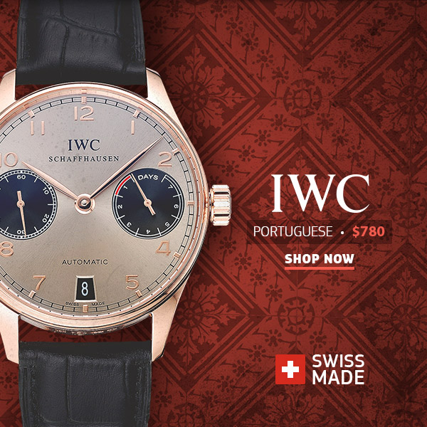 IWC Portuguese Swiss Replica Watch